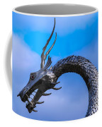 Welsh Dragon Head Coffee Mug