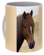 Welsh Pony Painting Coffee Mug