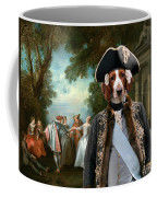 Welsh Springer Spaniel Art Canvas Print Coffee Mug