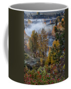 Wenatchee River From Dryden Road Coffee Mug