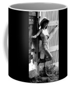 Wendy Barn Door-2 Coffee Mug