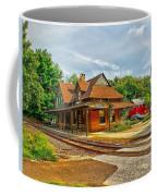 Wenonah Train Station Coffee Mug