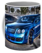 West Coast Bently Cgt Coffee Mug