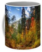 West Fork Wonders  Coffee Mug by Saija  Lehtonen