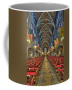 West Point Cadet Chapel Coffee Mug by Dan McManus