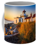 West Point Lighthouse Coffee Mug