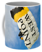 West Point Sky Diver Coffee Mug
