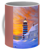West Quoddy Coffee Mug