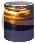 West Seattle Soaring Sunset Coffee Mug