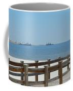 West Side Pier 1 Coffee Mug