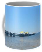 West Side Pier Gulfport Mississippi Coffee Mug