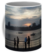 West Side Sunset Coffee Mug