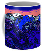 West Spanish Peak- Colorado Coffee Mug