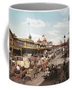 West Street New York 1901 Coffee Mug