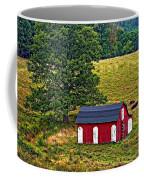 West Virginia Oil Coffee Mug