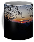 West Virginia Sunset 2 Coffee Mug