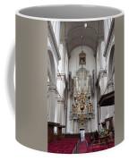 Westerkerk Interior In Amsterdam Coffee Mug