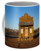 Western Building Coffee Mug