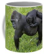 Western Lowland Gorilla 2 Coffee Mug