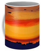 Western Sky Coffee Mug