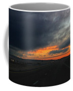 Western Sunset Coffee Mug