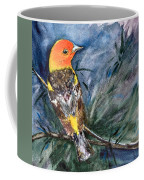 Western Tanager At Mt. Falcon Park Coffee Mug