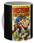Western Thrillers Coffee Mug