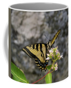 Western Tiger Swallowtail Butterfly 2 Coffee Mug