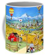 Western Ways  Coffee Mug