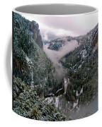 Western Yosemite Valley Coffee Mug by Bill Gallagher