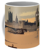 Westminster And Big Ben  Coffee Mug