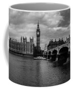Westminster Pano Bw Coffee Mug