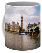 Westminster Pano Color Coffee Mug