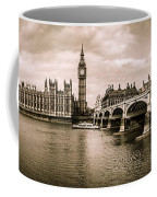 Westminster Pano Mono Coffee Mug