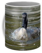 Wet And Wild - Canadian Goose Coffee Mug
