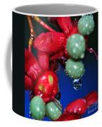 Wet Berries Coffee Mug by Kaye Menner