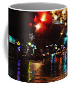 Wet City Coffee Mug