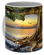 Wet Dreams Coffee Mug by Debra and Dave Vanderlaan