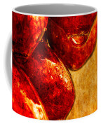 Wet Grapes Three Coffee Mug