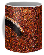 Wet Rust Coffee Mug