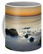 Wet Sunset Reflections Coffee Mug