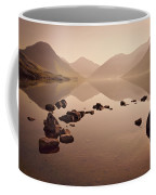 Wetlands Mornings Coffee Mug by Evelina Kremsdorf