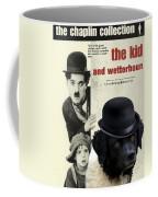 Wetterhoun-frisian Water Dog Art Canvas Print - The Kid Movie Poster Coffee Mug
