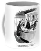 We've Waited Twenty-five Years To Make This Trip Coffee Mug