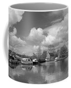 Wey Canal Ripley Surrey Coffee Mug