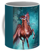 Wgc Courageous Lord Coffee Mug by Jeanne Newton Schoborg