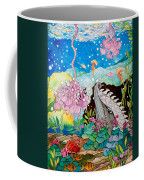 Whaeel And The Sea Coffee Mug