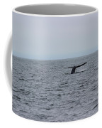 Whale Tail 2 Coffee Mug