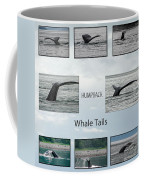 Whale Tails Coffee Mug