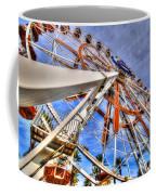 Wharf Wheel Coffee Mug